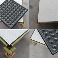 西安触控机房防静电地板规格 防静电地板价格