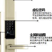 福师贝FSB.CN简约智能锁