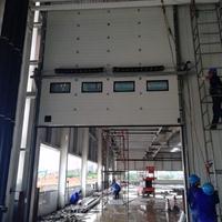 广西电动垂直提升门厂家工期短发货快