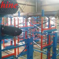 可伸缩的管材货架优势设计结构