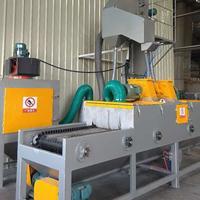 佛山 喷砂设备厂家专业生产厂家自动喷砂机输送式自动喷砂机