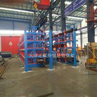厂家直销管材货架 型材货架 钢材货架 棒料货架