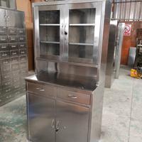 佛山不锈钢储物柜不锈钢员工储物柜置物柜定制厂家