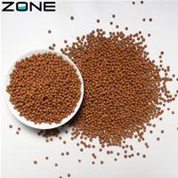 专业厂家各种定制,麦饭石球,水处理陶瓷粒