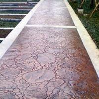 吴忠压模混凝土材料水泥艺术压花压模地坪厂家报价成本低