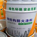 水性钢结构防火漆一桶价格 防火涂料防火漆生产厂家