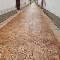 黄石压模混凝土材料实用性强大甘肃普林德施工速度快