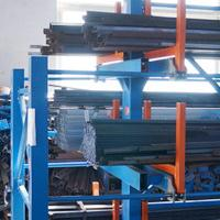 型材怎么存放 型材怎么放置提升存储空间使用方便 型材货架