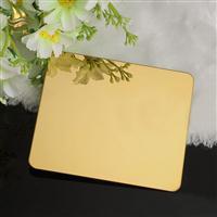 镜面钛金不锈钢板 304钛金镜面不锈钢板 精磨镜面板