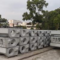 阶梯式护岸生态砌块框式挡墙格式护堤