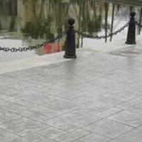 阜阳压模地坪材料造价价格阜阳压模模具地面多少钱一平方米