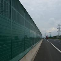 高速道路声屏障A南昌高速绿色隔音墙A高速公路声屏障厂家