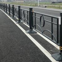 泰州红旗大道东延至溱湖大道护栏制作安装工程