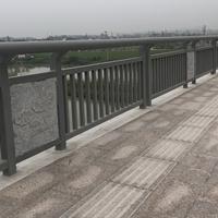 泰州顺天护栏专业定做大型桥梁栏杆各种金属材质