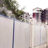 合肥建筑工地围挡喷淋系统本地厂家上门安装