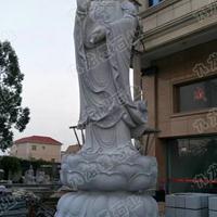 大型石雕佛像厂家 佛像石雕制作 观音像雕塑价格