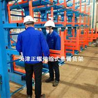 伸缩式货架在江苏 浙江 上海 广东企业使用中