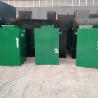 十堰洗涤厂污水处理设备材质