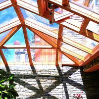阳光房|铝木阳光房|广东高档阳光房厂家