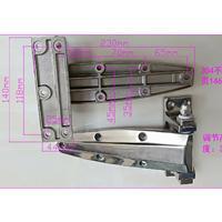 304不锈钢冷库铰链BHC1460 不锈钢铰链半埋门铰链