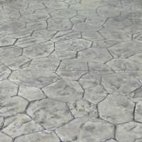 淮南压模印花地坪节能环保淮南地坪压模地面造价低廉