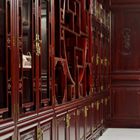 湖南长沙实木家具厂、实木房门、玄关柜定做榫钉结合