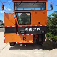 供应  水泥混凝土路面共振破碎机__济南兴路,施工效率高