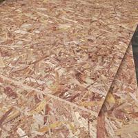 山东松之海木业厂家***防水防火防潮OSB定向结构刨花板
