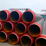 小区供热聚氨酯热力保温管生产价