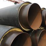 预制直埋聚氨酯保温钢管直销价格