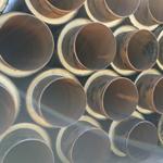直埋热水螺旋管道生产施工