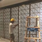 酒吧金属不锈钢屏风定做-款式新颖