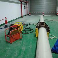 PPH化工管道热熔对接焊机