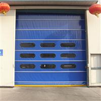 天津 地磁高速堆积门 光电高速堆积门 保温高速堆积门