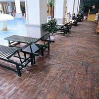 宜春压模耐磨地坪施工多少钱水泥压模地坪厂家材料质保15年