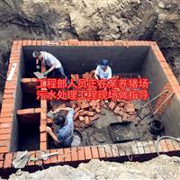 养猪场废水处理达标工艺