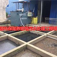 一体化猪场污水处理工程――净源