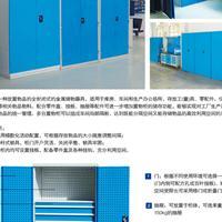 生产车间储物柜,4门带锁物料柜,铁皮置物柜厂家