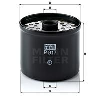 MANN-FILTER(曼牌滤清器)燃滤P917x