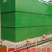 小区污水处理站  升级为一级A标准