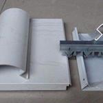 条形扣板成批出售厂家  定制高边条扣铝天花