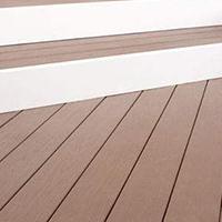 塑木地板木塑户外阳台庭院露台花园室外防水碳化木防腐木板材