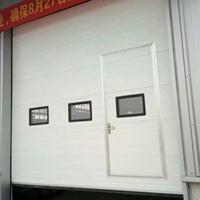 光明新区工业提升门 滑升门消防站用门上门安装