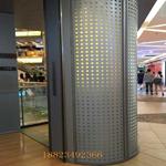 铝包柱单板定制款式艺术楼联系地址