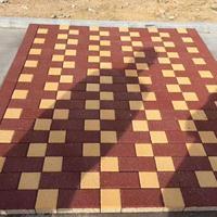 海绵城市生态陶瓷透水砖