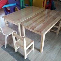 昆明幼儿园桌椅塑料桌椅厂家直销