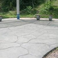 南通压模水泥地坪防滑防腐蚀性强南通压模地坪价格便宜优惠