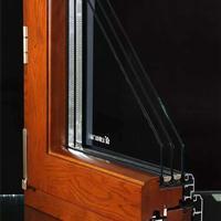 供应绍兴 进口铝包木门窗