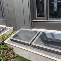 供应绍兴 铝合金地下室采光窗 免费安装