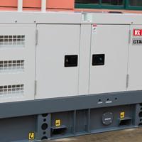 工地施工拖拉式100千瓦发电机重量